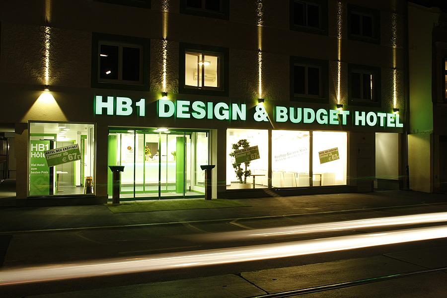 Preise angebote hb1 design budget hotels for Design budget hotel salinenparc 0 sterne